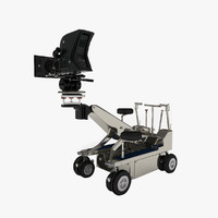 Dalsa camera on JL fisher dolly