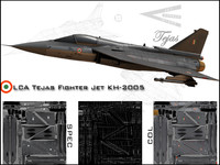 lca fighter 3d model