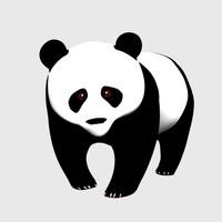3d model panda