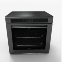 akzm656ix oven 3d max