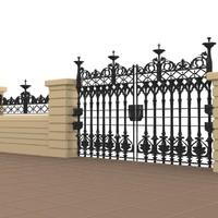 3d gate model