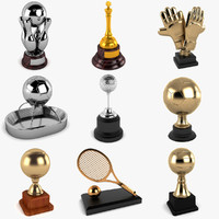 bowling ball trophy 3d dxf