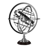 3d armillary sphere