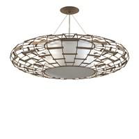 Fine art lamps Eurorage 789240st round pendant Chandelier