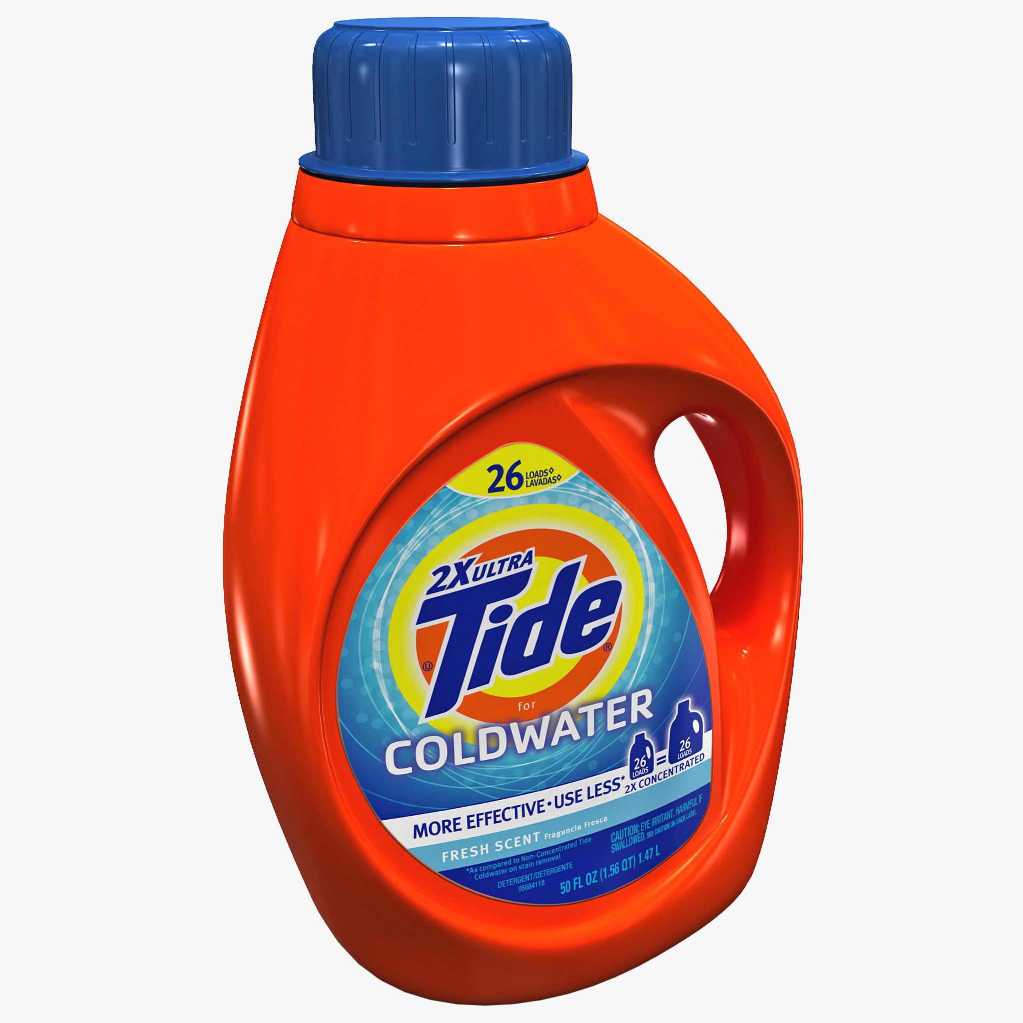 Tide Laundry Detergent Bottle_145.jpg