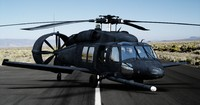 piasecki x-49 helicopter 3d max