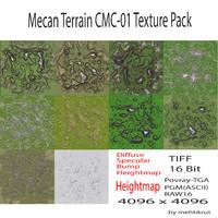 Mecan Terrain CMC-01 Texture Pack