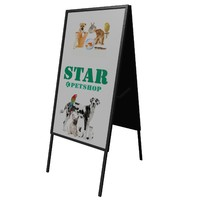 Pavement Advertising Sign M-01