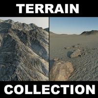 terrain stone desert max