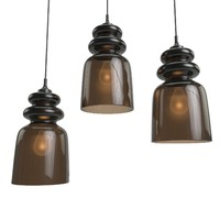 3d model contardi pendant light