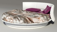 3d bed lullaby model