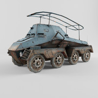 sd kfz 263 3ds