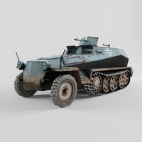 sd kfz 250 3ds