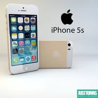 apple iphone 5s 3d 3ds