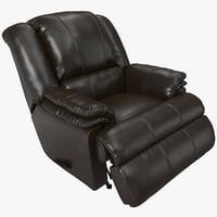 maya ashford padded rocker recliner