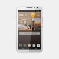 3d model huawei ascend mate2 4g