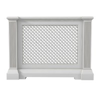 radiator screen 3d max