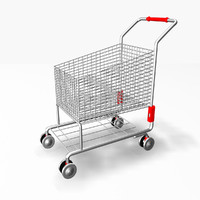 max realistic shopping cart