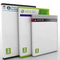 PC/Ps3/Xbox - Game box Case