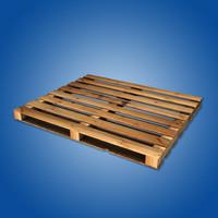 3d wood palette