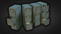 file cabinet 3d max