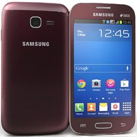 Samsung Galaxy Star Pro S7260 Red