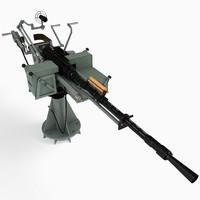 3d machine-gun