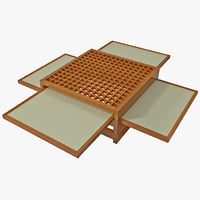 maya coffee table extenders