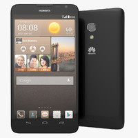 Huawei Ascend Mate 2 Flagship Smartphone