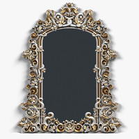 max mirror frame
