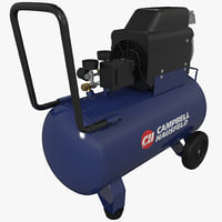 Oil Free Air Compressor Campbell Hausfeld