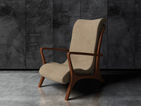 Vladimir Kagan Chair