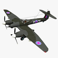 Westland Whirlwind WWII Fighter