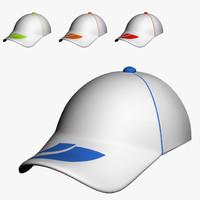 cap sports 3ds