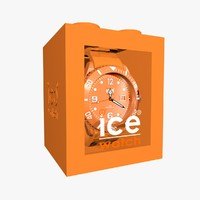 ice watches 3d c4d