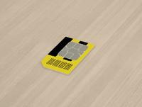 sim card 3d max