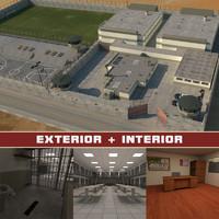 Prison complex