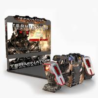 terminator 3d max