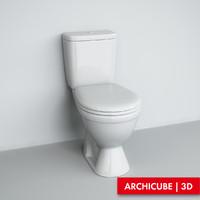 3d wc