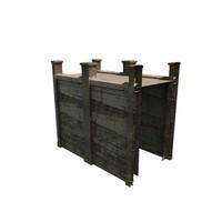modular wall fbx