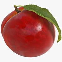 peach 3 3d max