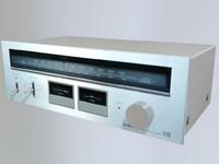 3d pioneer tx-606 radio model