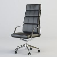 3d obj office armchair