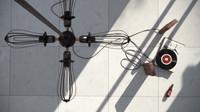 luster light bulb 3d model
