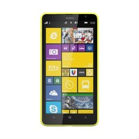 nokia lumia 1320 yellow 3d dxf