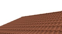 3ds max roof tile
