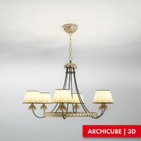 ceiling lamp 3d model
