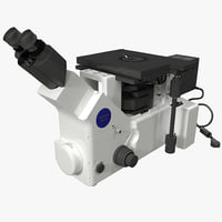 Inverted Metallurgical Microscope OLYMPUS GX71