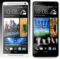 HTC One Max Silver and Black