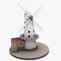 max llancayo windmill usk